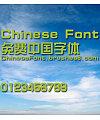 Classic Zong yi ti Font