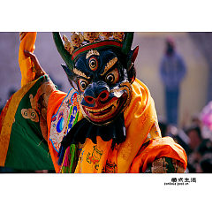 Permalink to Tibetans celebrate Buddhism festival in Lhasa