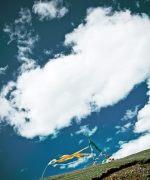 Witness to a Tibetan Sky Burial
