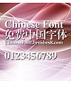 Creative Biao song Font