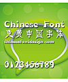 Han yi Butterfly Font
