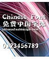Han yi Hai yun Font