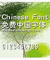 Han yi Olive Font