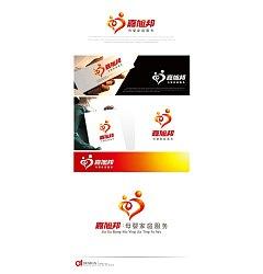Permalink to China VI design – Jiaxu Bang maternal and child logo design