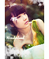 Chinese very pure girl's photos(22)-The elves in the forest