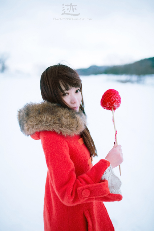 Chinese very pure girl's photos(11)