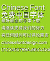 BMW China Hei ti Font-Simplified Chinese