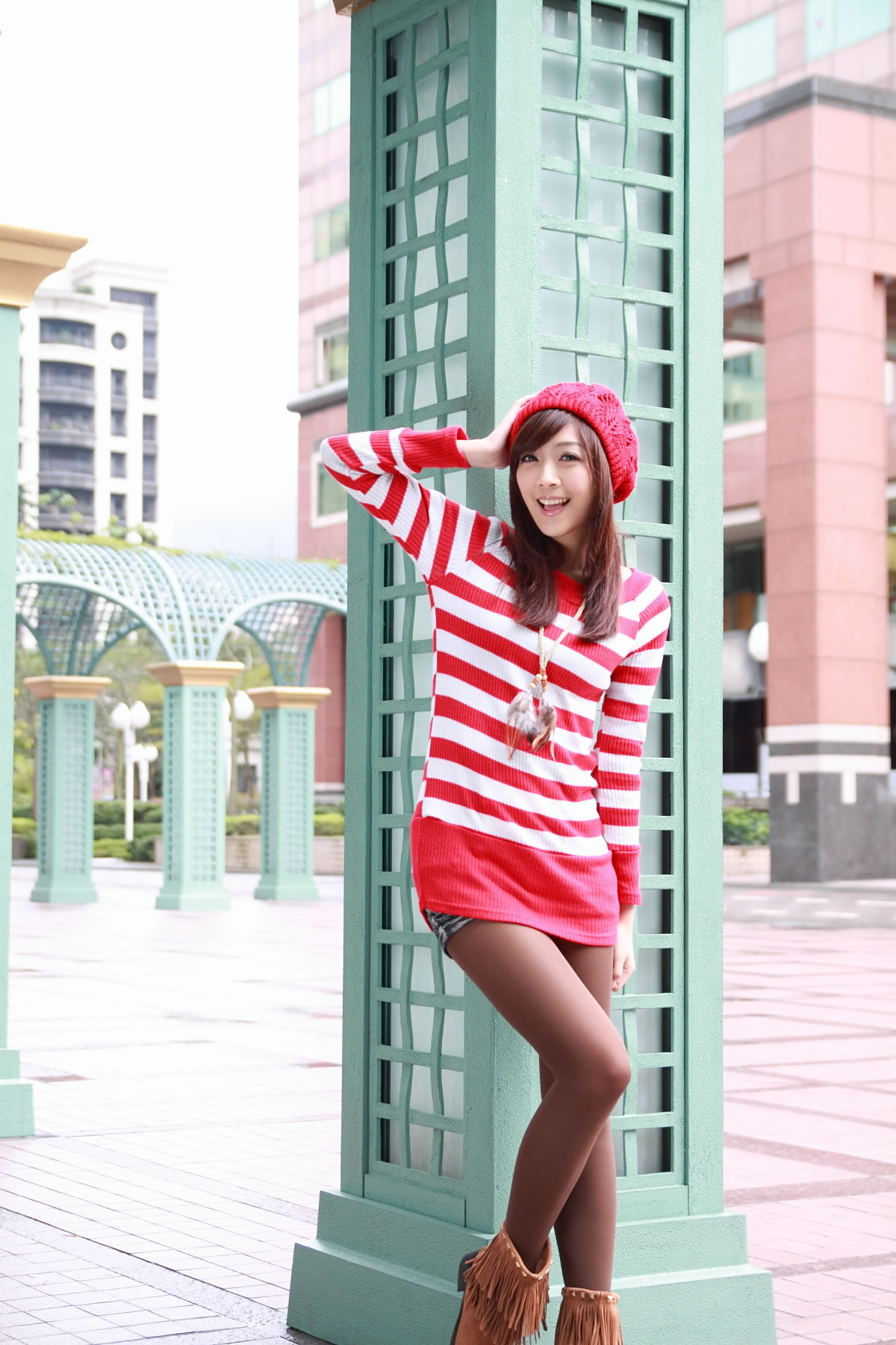 Chinese very pure girl's photos(60)HD