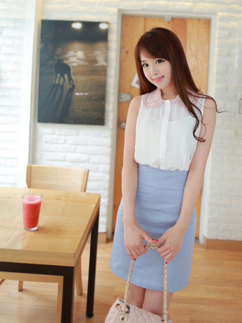 Chinese very pure girl's photos (70)