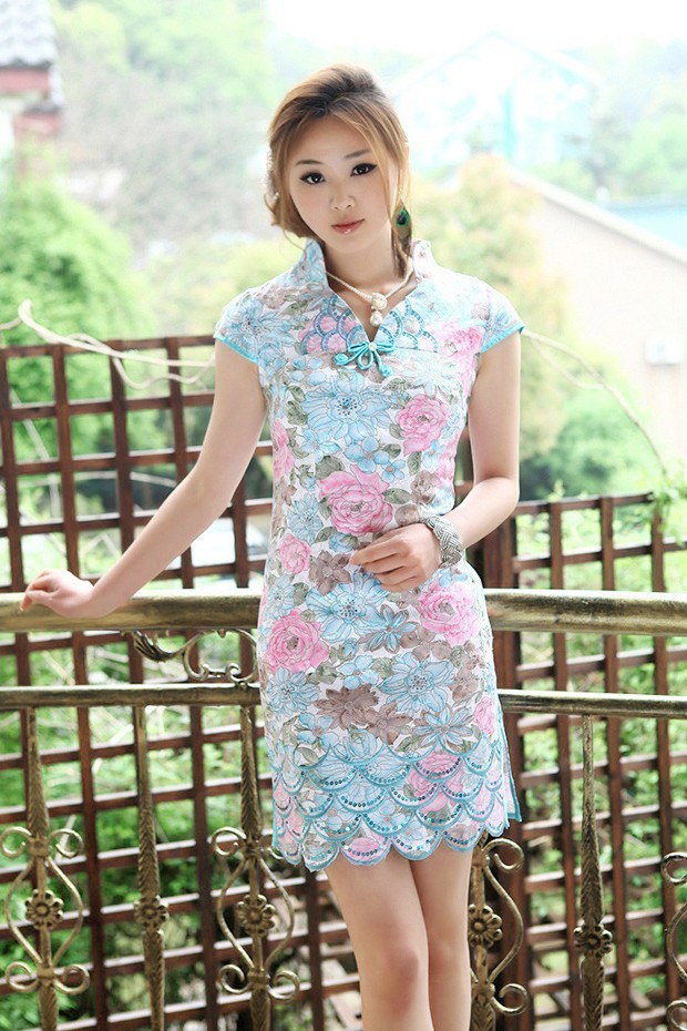 7ebcf909td3377d4b2e7a690 Chinese very pure girl's photos (106)Cheongsam: Chinese Dress Chinese girls