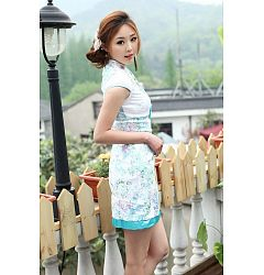 Permalink to Chinese very pure girl's photos (106)Cheongsam: Chinese Dress