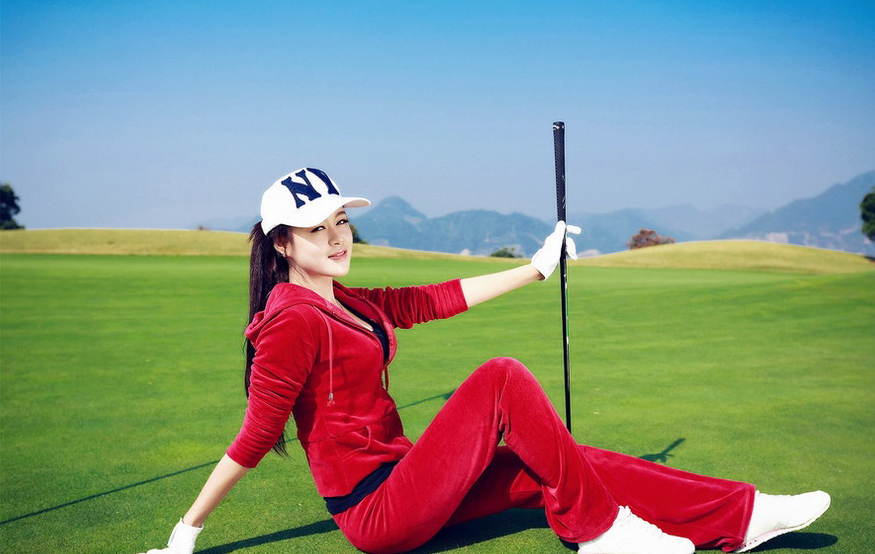 7ebcf909td33c44d0777a690 Chinese very pure girl's photos (104)She favourite pastime is golf.	 Chinese girls