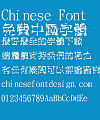 Jin Mei Shining Art Designer Font-Traditional Chinese