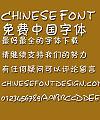 Mini Cartoon Font-Simplified Chinese