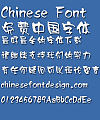 Mini Ling bo Font-Simplified Chinese