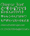 Ye GenYou Yuan qv cartoon Font- Simplified Chinese