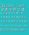 Ying tao xiao wan zi Font-Traditional Chinese
