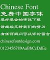 Microsoft Li shu Font-Simplified Chinese