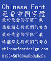 Shu ti Fang Yan ti Font-Simplified Chinese-Traditional Chinese