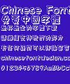 Super century Bo ka ti Kong yin Font – Traditional Chinese