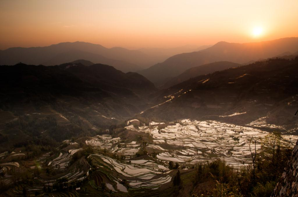 2C06FC5A329201628DD08D76F14EDFC8BF3DBCD8316CC 1280 850 Terraced Rice Field Photo Rice terrace fields in Yunnan Terraced fields