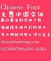 Cai Yunhan naive doll Font-Simplified Chinese