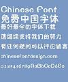 Fang zheng Shao er Font-Simplified Chinese