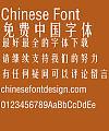 Fang zheng Yao ti Font-Simplified Chinese