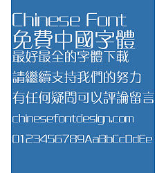 Permalink to Fang zheng Zhong qian Font-Traditional Chinese