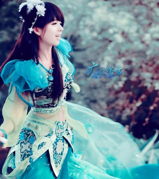 13812458529333972918 617x695 230 Chinese Paladin 5 Cosplay(14P)Beautiful Chinese Girl Chinese girls