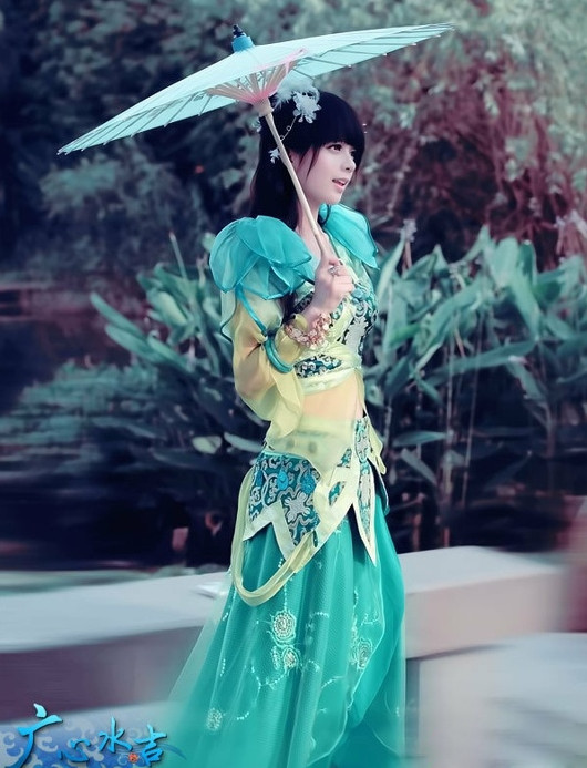 2534977916187665544 530x693 230 Chinese Paladin 5 Cosplay(14P)Beautiful Chinese Girl Chinese girls