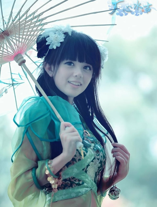495767648994901130 530x696 230 Chinese Paladin 5 Cosplay(14P)Beautiful Chinese Girl Chinese girls
