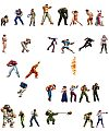 KOF(The King of Fighters) Emoticon Download-Gifs