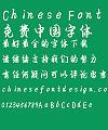 Liang huai Xing shu Font – Simplified Chinese