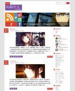 China wordpress theme #.1 – Acg wordpress  theme