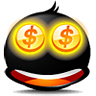 The Blacy of emoticons(Emoticon free download)
