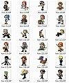 ONE PIECE cartoon picture Emoticon-Emoji free download(Emoticon Gifs)