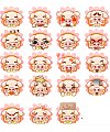 Lovely pig-Emoji free download(Emoticon Gifs)