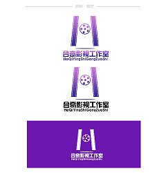 Permalink to Film & Television Studio International-Chinese Logo design
