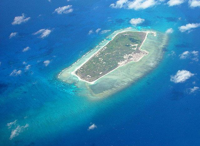 m 502602991bf0d 28 Aerial view of Sansha City in South China Sea The south China sea scenery Chinas tourism