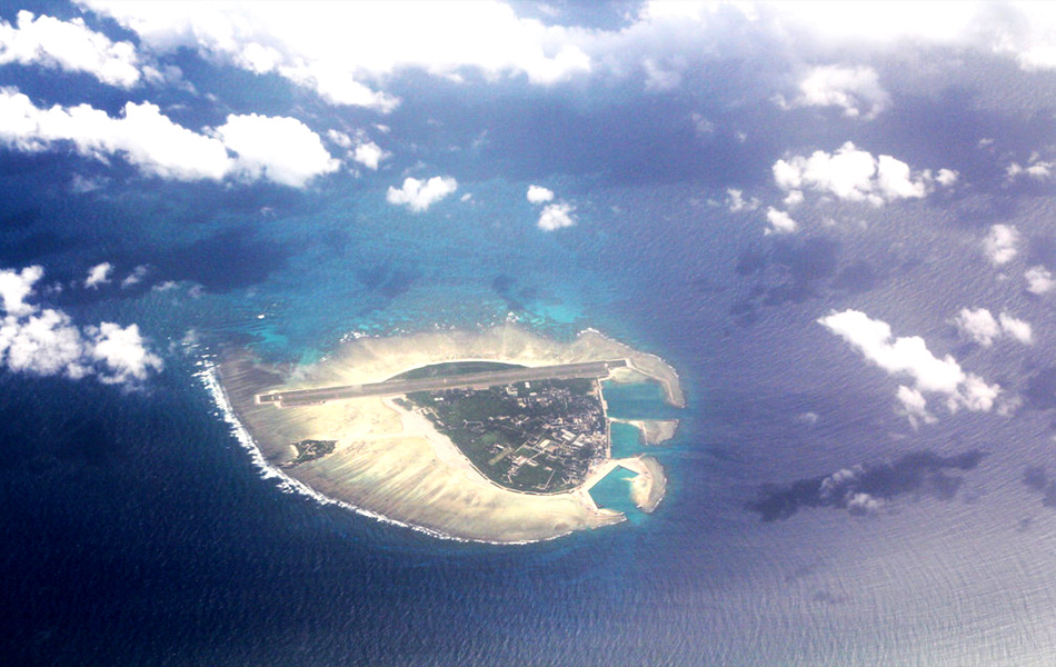 rdn 4fe3bf8a95aca 28 Aerial view of Sansha City in South China Sea The south China sea scenery Chinas tourism
