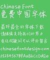 Xin Di Chi-bi Maruko(Primary school students handwriting) Font-Simplified Chinese