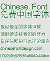 Love little frog(MYuppy-Bold-DDC)Font-Simplified Chinese