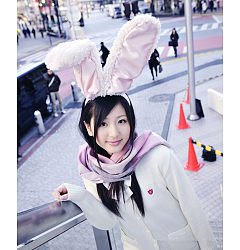 Permalink to Lovely rabbit girl pictures