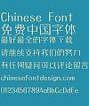 Tian shi Venus Font-Simplified Chinese
