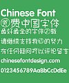 Little rabbit revolution Font-Simplified Chinese