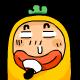 05 Facial paralysis of radish QQ emoticons download radish emoticons radish emoji