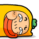 31 Facial paralysis of radish QQ emoticons download radish emoticons radish emoji