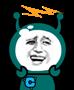 041 64 ChinaJoy doll QQ emoticons download