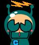 18 64 ChinaJoy doll QQ emoticons download